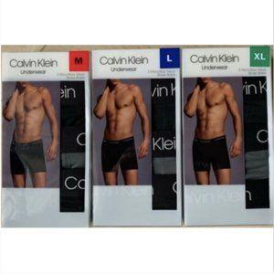 Calvin Klein Underwear & Socks - 3 Pack Calvin Klein Men's Boxer Brief Underwear 5